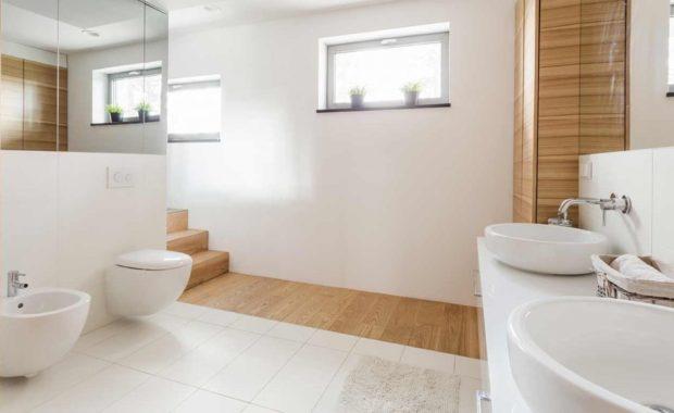 Τι περιλαμβάνει μια ολική και τι μια μερική ανακαίνιση μπάνιου